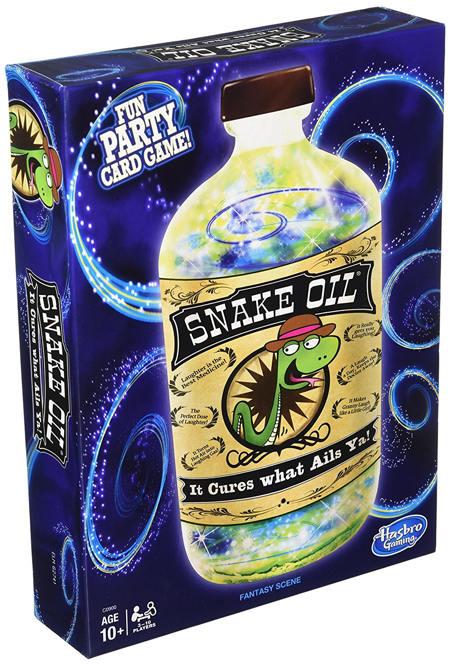 snake oil gioco tavolo