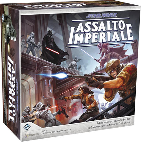 assalto imperiale star wars