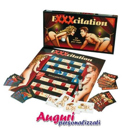 exxxcitation gioco da tavola