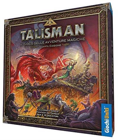 gioco da tavolo Talisman