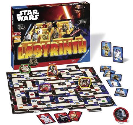 labirinto gioco da tavolo star wars