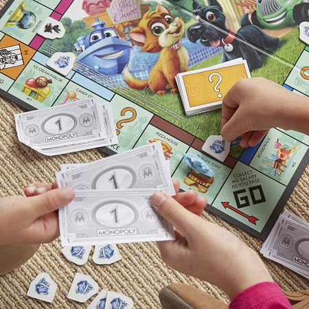 monopoly junior gioco regalo natale 2018