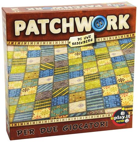 patchwork gioco da tavolo per due giocatori