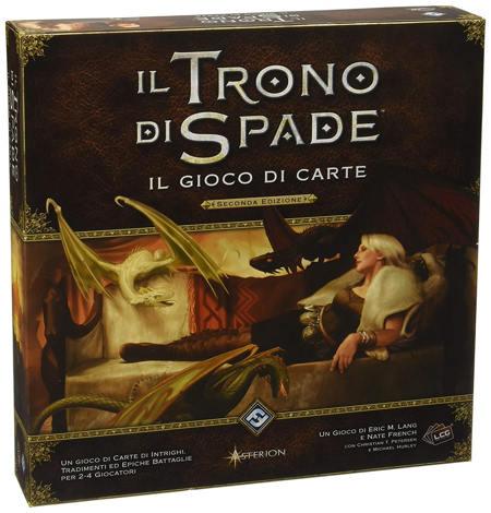 gioco di carte del trono di spade.