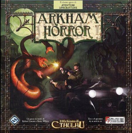 arkham orror gioco da tavolo